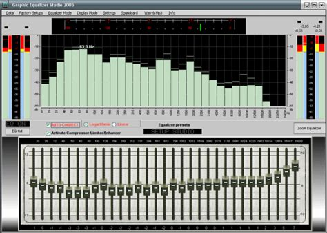 Graphic Equalizer Studio Free Download for Windows 10, 7
