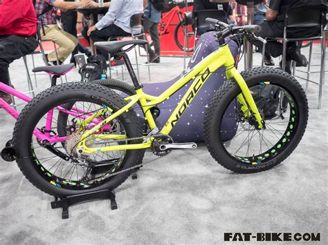 Fat-bikes on the Show Floor at Interbike 2015 – Day 4