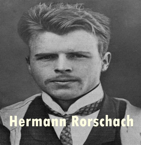Hermann Rorschach Biography: A Scientist with a One-of-a