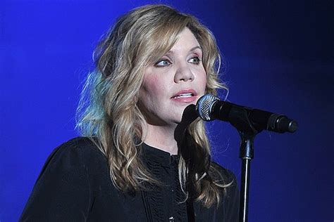 Alison Krauss Diagnosed With Dysphonia